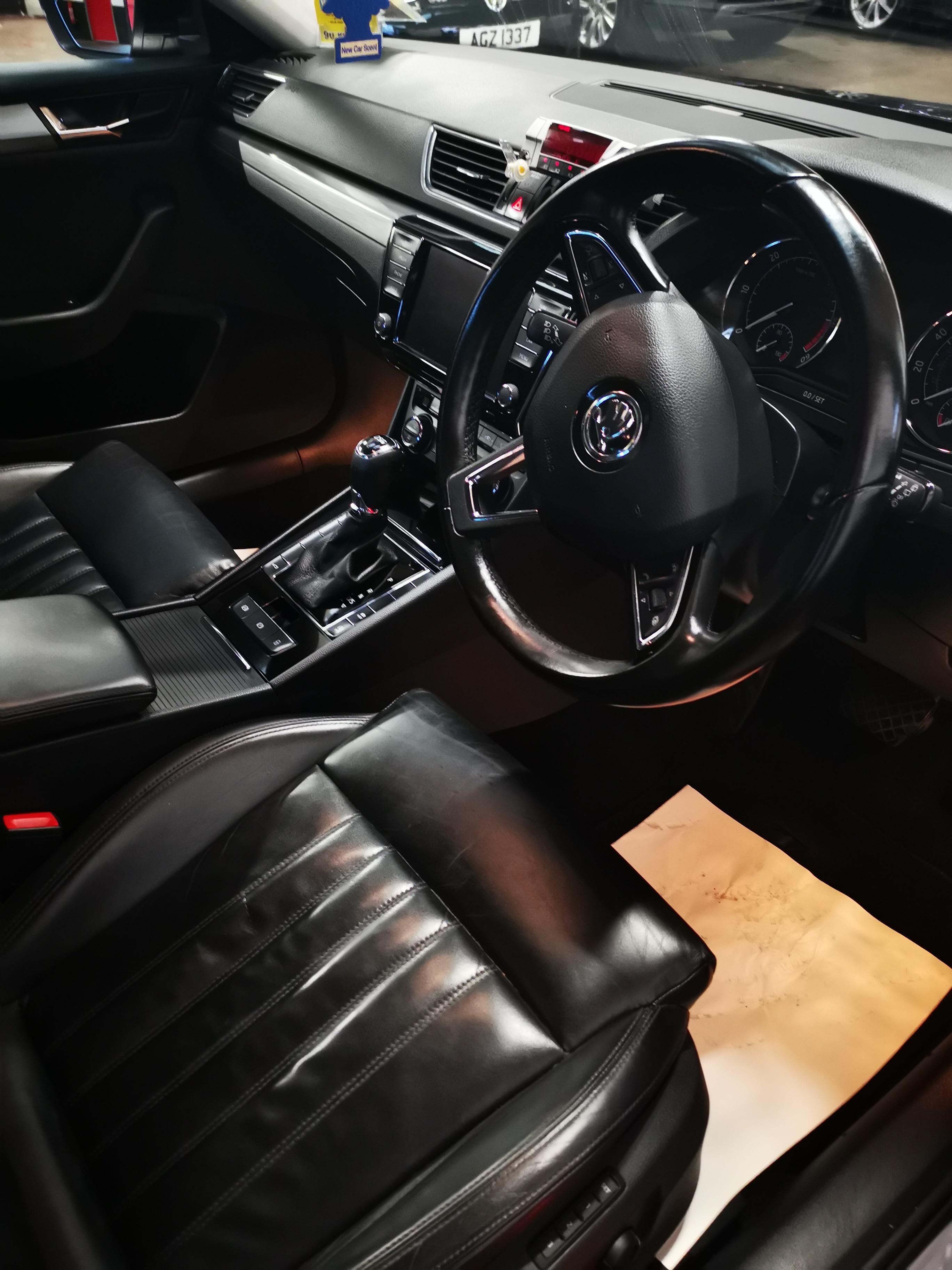 2017 Skoda Superb SEL Executive Auto 2.0 TDI full