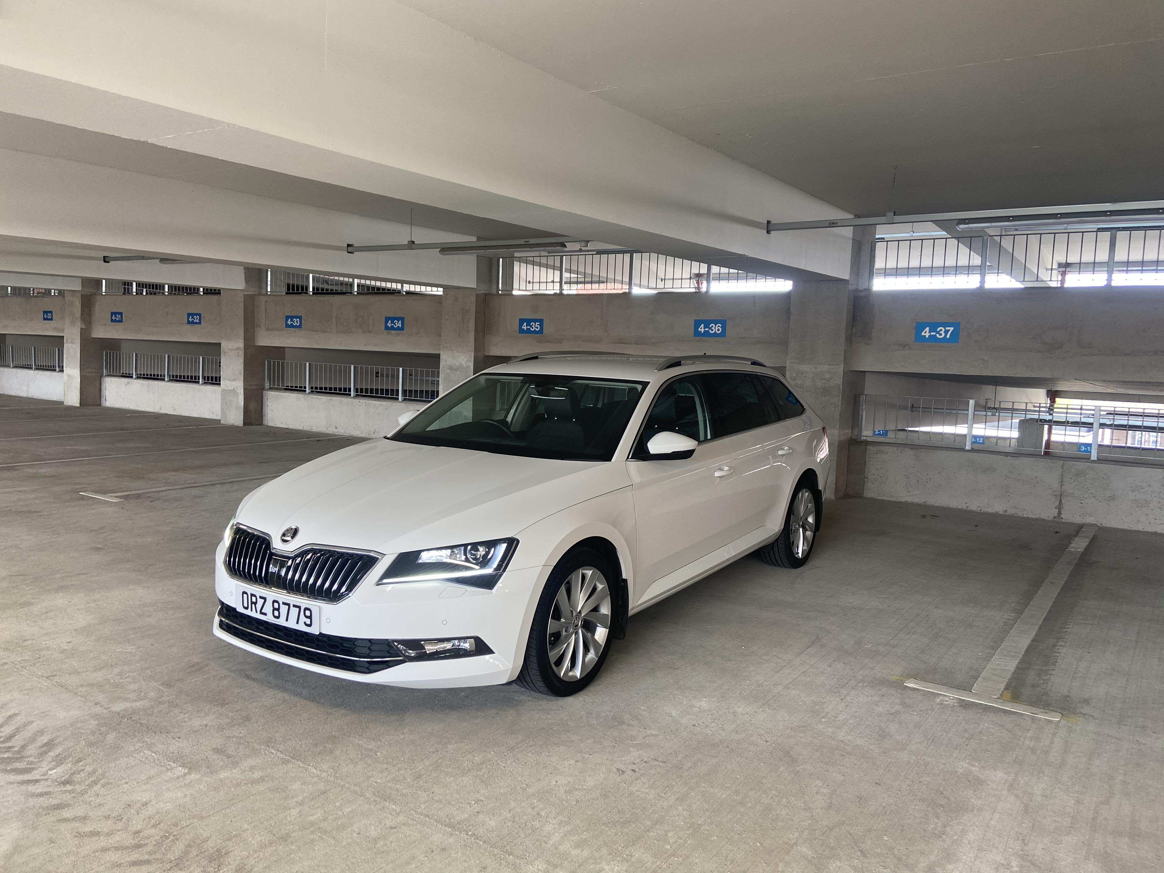 2019 Skoda Superb Estate SEL Executive 2.0 TDI AUTO
