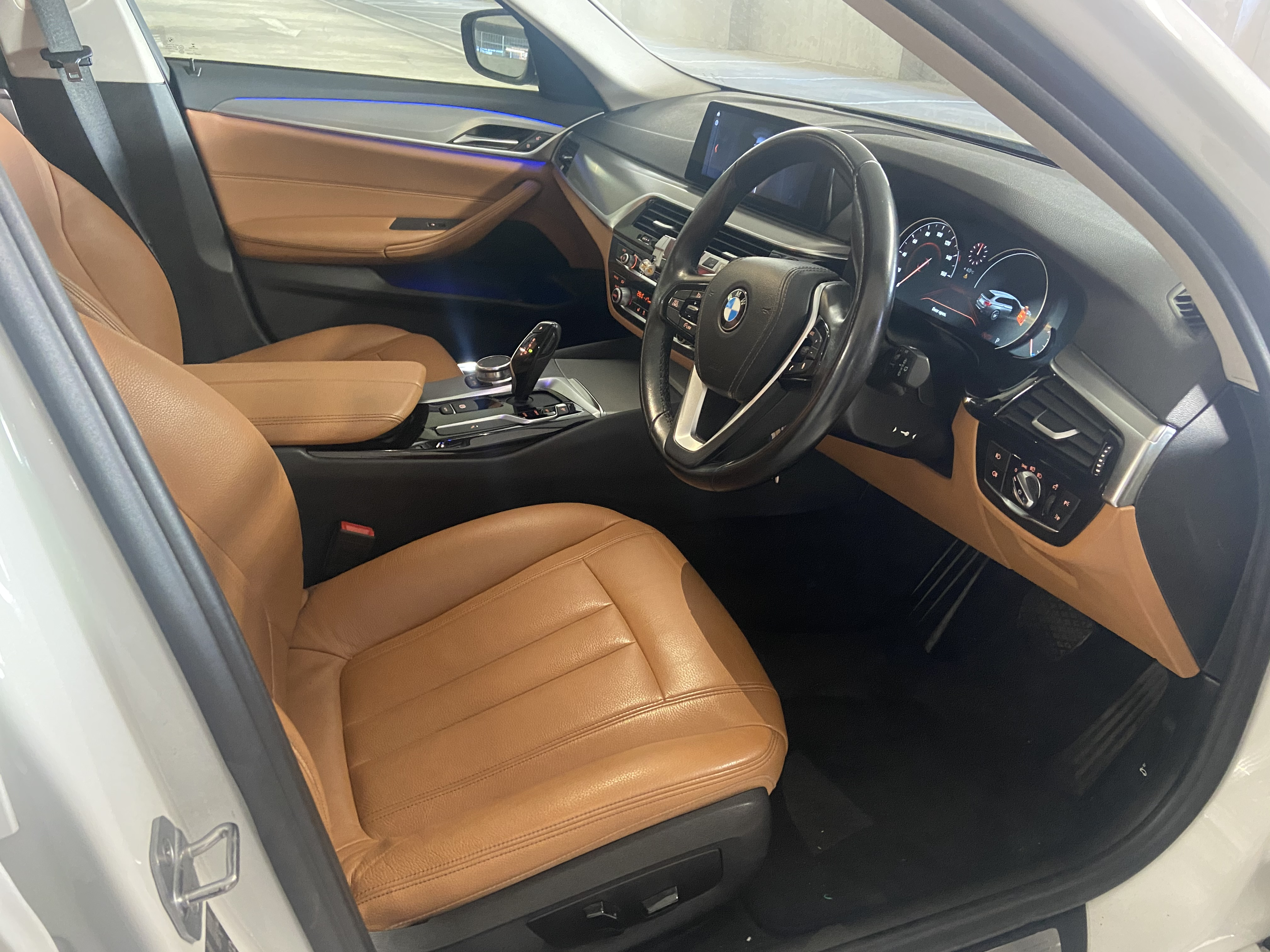 2018 BMW 520D SE Touring Automatic full