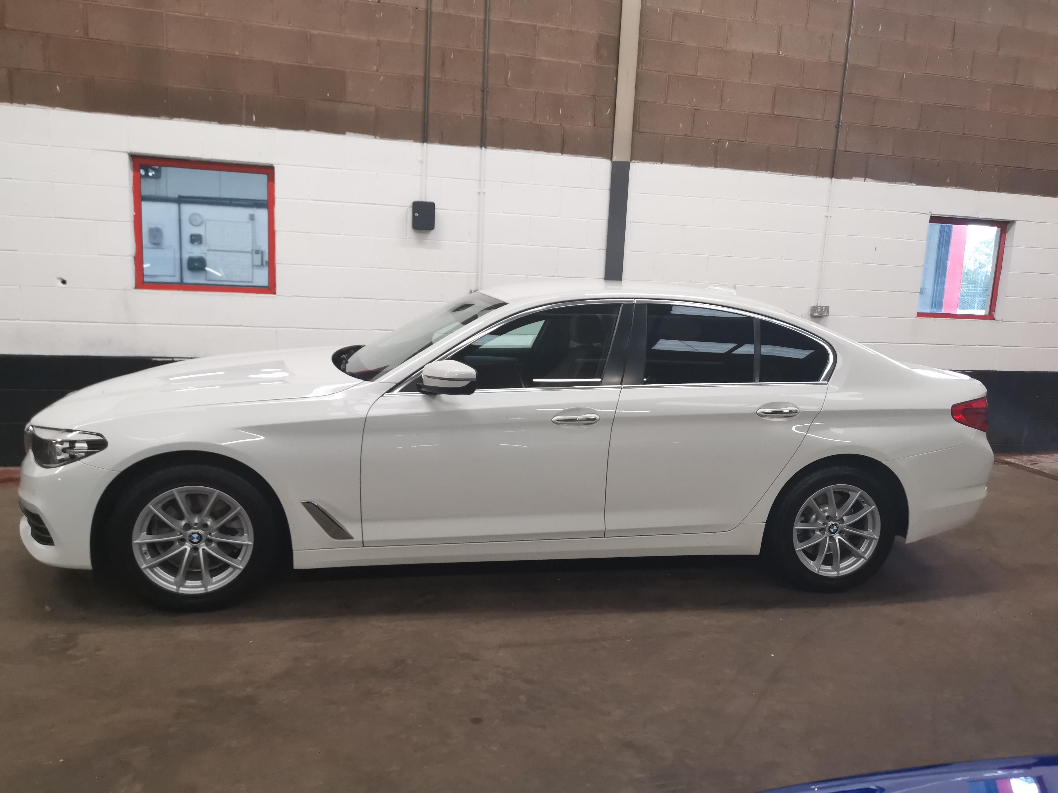 2017 BMW 520D SE full